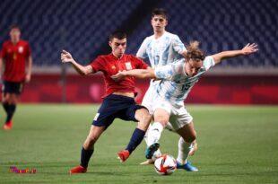 صعود لاروخا با چاشنی حذف آرژانتین