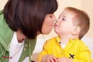 تقویت #تماس_چشمی در کودکان