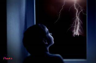 با این #بازی ترس کودکان را نسبت به صدای طوفان و رعد و برق کم کنید