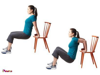 حرکتی موثر برای رفع افتادگی بازو