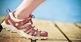 مشخصات کفش مناسب پیادهروی