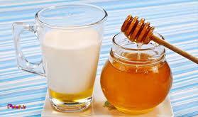 لاغری و چاقی با عسل