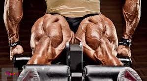 برنامه انفجاری عضلات پا