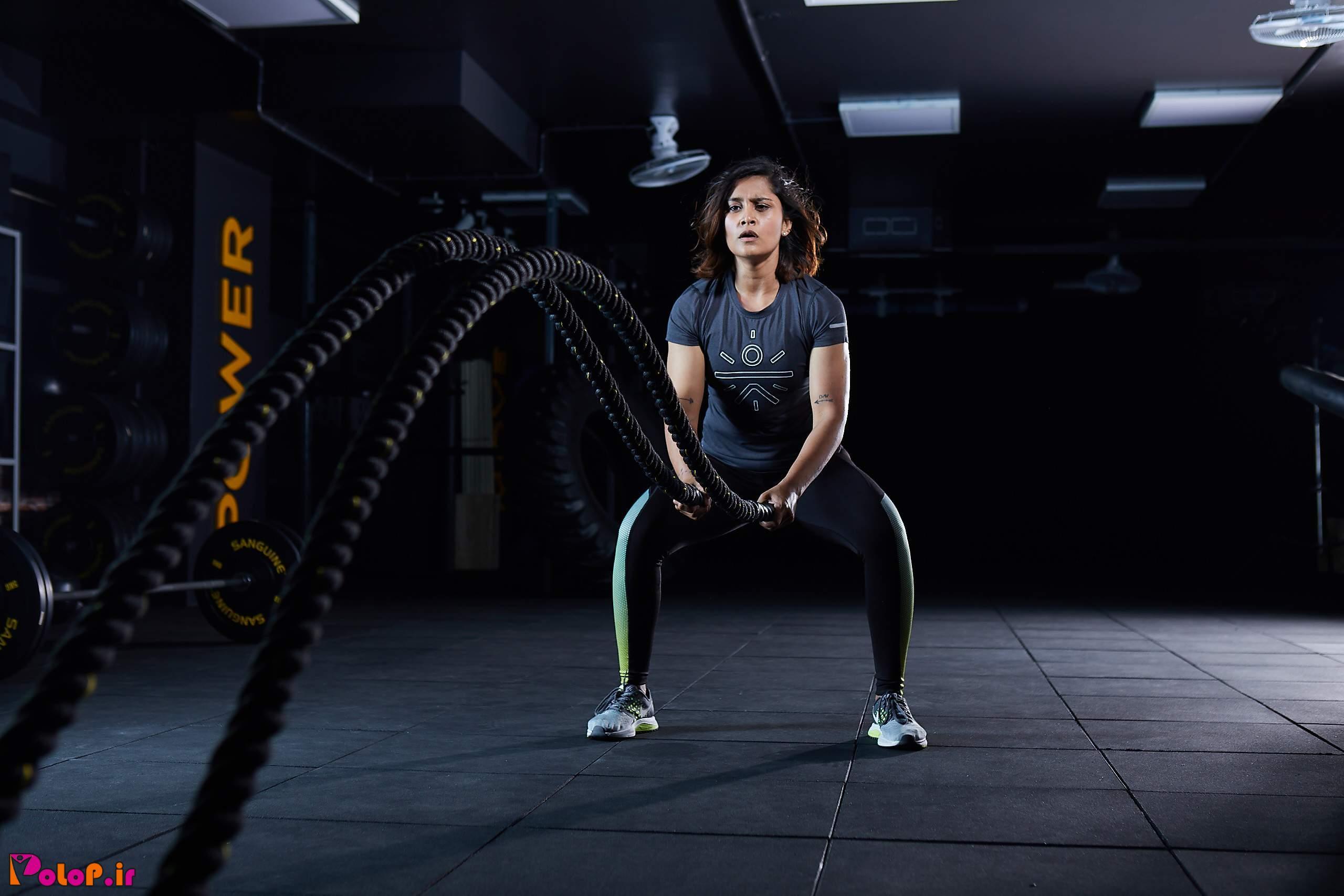 خودتان را به ورزش کردن پایبند کنید