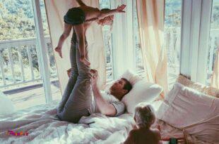 ارزش بازی برای والدین بیش از فرزندانشان است.