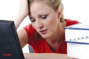 کم خونی در بانوان یکی از علل اصلی افسردگی میباشد‼️