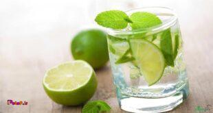 قبل از خوردن صبحانه، آب ولرم با لیمو ترش بنوشيد؛