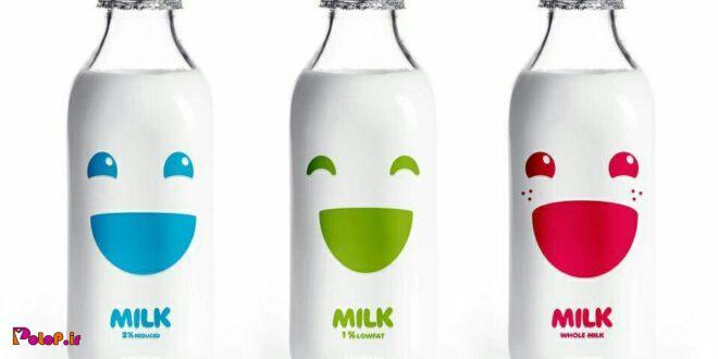 شیر سرد به خوبی هضم نمیشود !