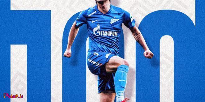 تمجید AFC از رکورد آزمون در لیگ روسیه