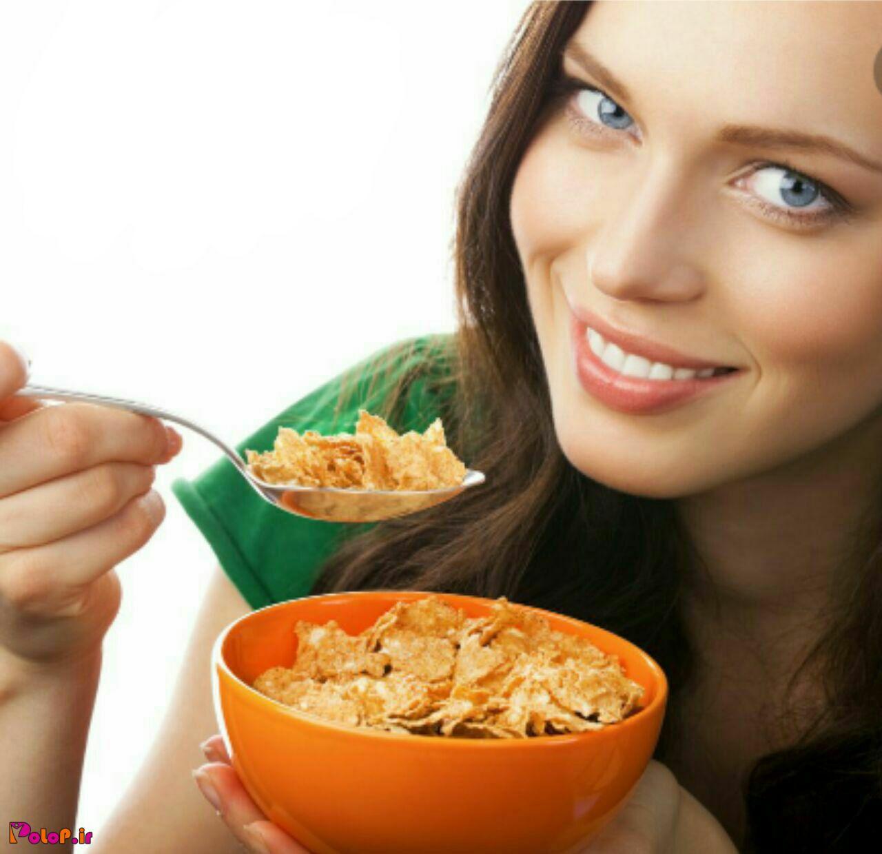 ۱۰ قانون مهم غذا خوردن