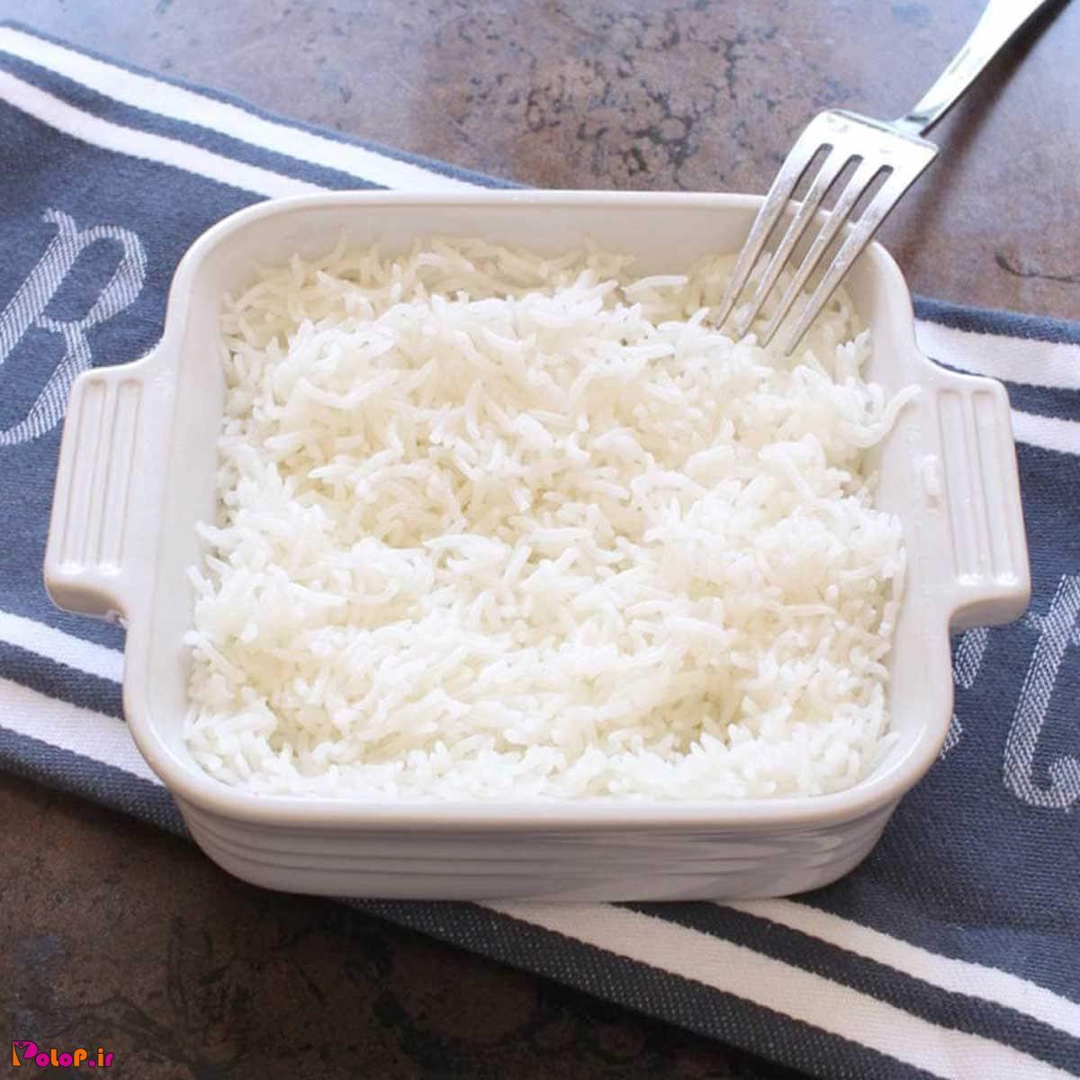هر روز هفته برنج نخورید!