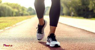 ️چیکارکنیم در پیاده روی کالری بیشتری بسوزونیم؟