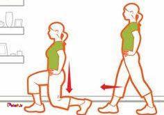 حرکت لانژ (Lunge) یا خیز به جلو برای داشتن باسنی برزیلی
