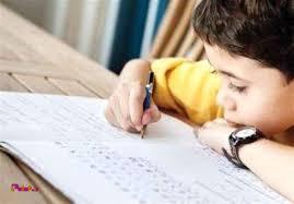پدر مادر و معلم، حق ندارند مشق هاى كودك را پاره كنند.