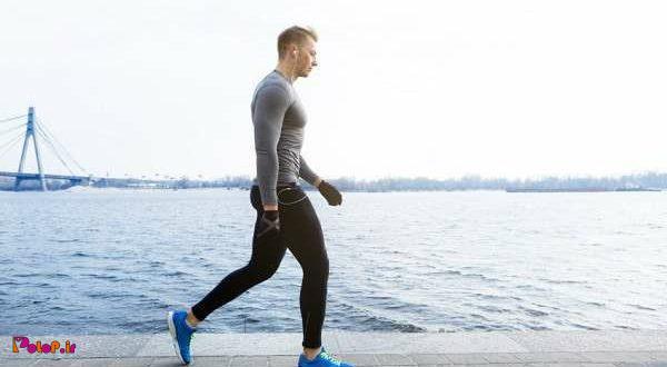 اگر تجربه دویدن ندارید با پیاده روی تند شروع کنید و به تدریج شروع به دویدن نَرم کنید.