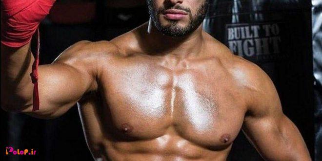 توسعه عضلات زیر بغل و پشت