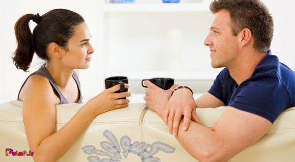 با همسرتان توافق کنید که چه چیزهایی را نباید به خانواده همسرتان بگویید