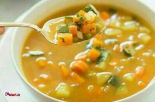 هرروز سوپ بخورید