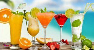 مفیدترین آب میوه ها
