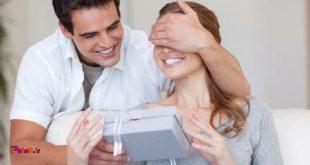 هدیه دادن به همسر مناسبت نمیخواهد