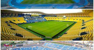 سه ورزشگاه برگزاری لیگ قهرمانان آسیا در ریاض عربستان