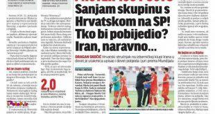 دراگان اسکوچیچ در مصاحبه با سایت vrisak کرواسی: