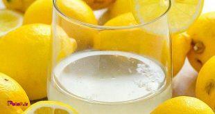 برای از بین بردن چربی های شکم تان روز خود را با آب لیمو شروع کنید 👌