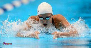 فرم دادن به سینه ها با شنا