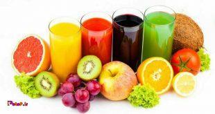صبح زود بهترین زمان برای نوشیدن آبمیوه است !🍹
