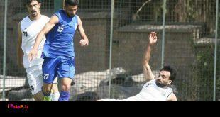 پیروزی تیم سفید مقابل آبی ها در بازی درون گروهی استقلال/ حضور بازیکن جدید با گلزنی