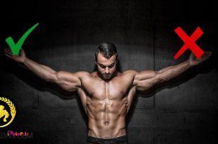 تمرینات با وزنه را صحیح انجام دهید