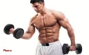 عضله ساختن