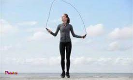 برنامه طناب زدن #لاغری برای کمک به #کاهش #وزن