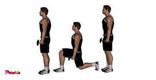 لانگز : حرکتی عالی برای خوش فرم کردن پاها ، باسن و چهار سر ران !