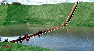 پل موسی در کشور هلند !