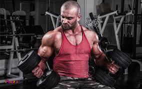 شما تنها از طریق وزنه های سنگین و تکرار های پایین میتوانید عضله سازی کنید