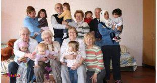 در کانادا یه نفر با ایده جالبی یک خانه سالمندان را با یک پرورشگاه ادغام کرد