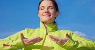 اگر ورزش نمی کنید روزی ۲۰ نـفـس عمیق بکشید فـوایـد کشـیـدن نفـس عمـیـق: