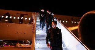 صحبت های بازیکنان کره جنوبی بعد از ورود به ایران