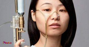 یه هنرمند تایوانی یک سلاح ساخته که اشک رو جمع میکنه و به تیکههای یخ تبدیل میکنه و شما میتونی باهاش شلیک کنی !