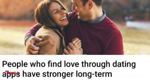 پژوهشها نشان میدهند کسانی که در سایت های همسریابی معتبر به دنبال همسر هستند قصد جدیتر و بلند مدتتری برای زندگی کردن دارند!