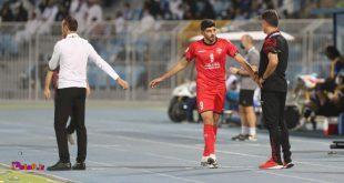 گلمحمدی در نشست خبری پس از دیدار با الهلال: مسئولیت شکست مقابل الهلال با من است