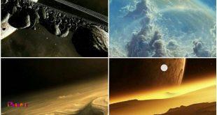 یک سفر به سیاره عجیب زحل داشته باشیم؟